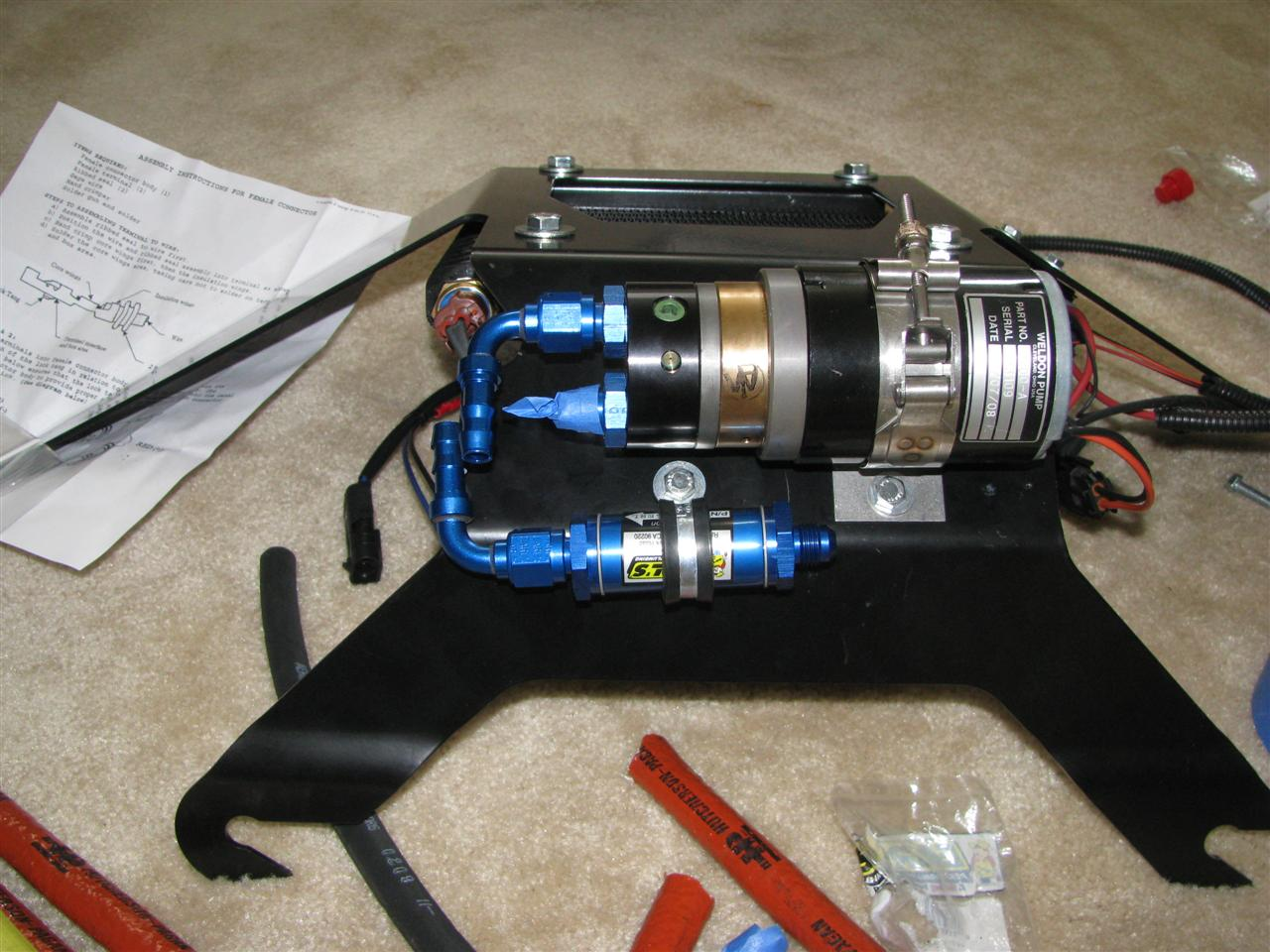 Rear Differential Cooler Kits : Rear diff cooler request